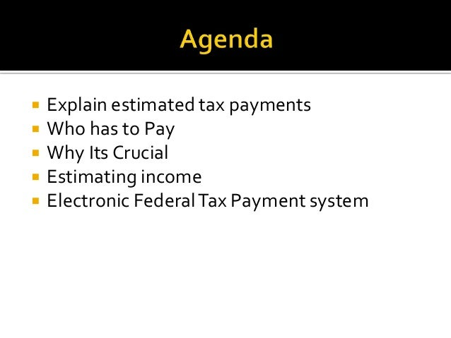 pay taxes the convenient way