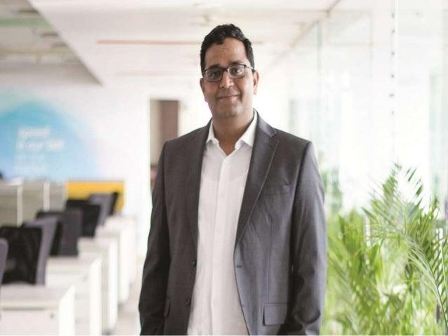 Vijay Shekhar Sharma • Born - Aligarh, Uttar Pradesh, India • Nationality - Indian • Education - Delhi College of Engineer...