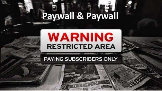 Paywall & Paywall