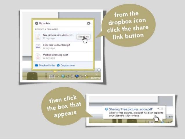 Copy the pdf link