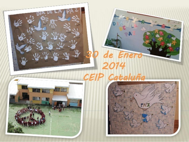 30 de Enero 2014 CEIP Cataluña