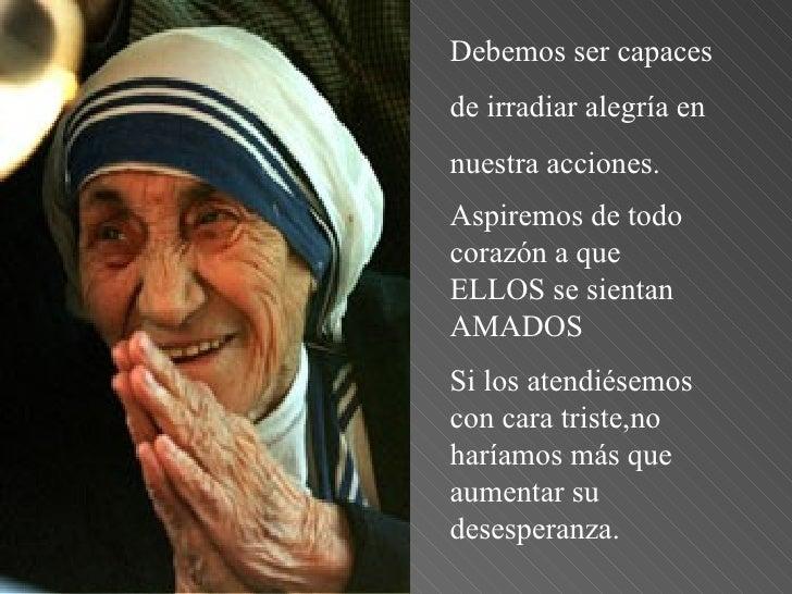 47 Ideas De Fraces Pensamientos Pensamientos Frases De La Madre Teresa Madre Teresa