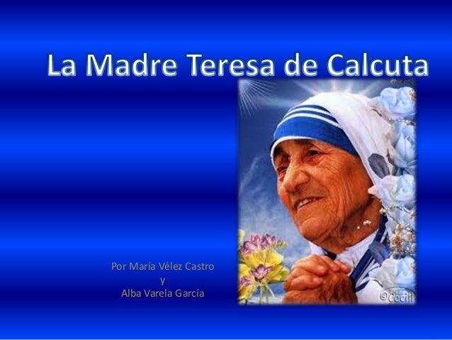 Por María Vélez Castro          y  Alba Varela García