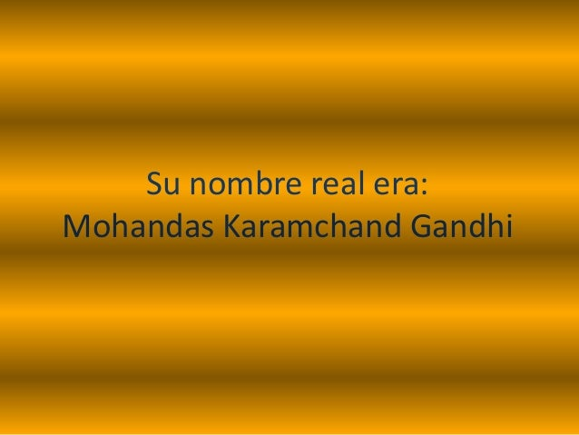 Una de las frases que ha dicho Mahatma Gandhi fue: Nuestra recompensa se encuentra en elesfuerzo y no en el resultado. Un ...