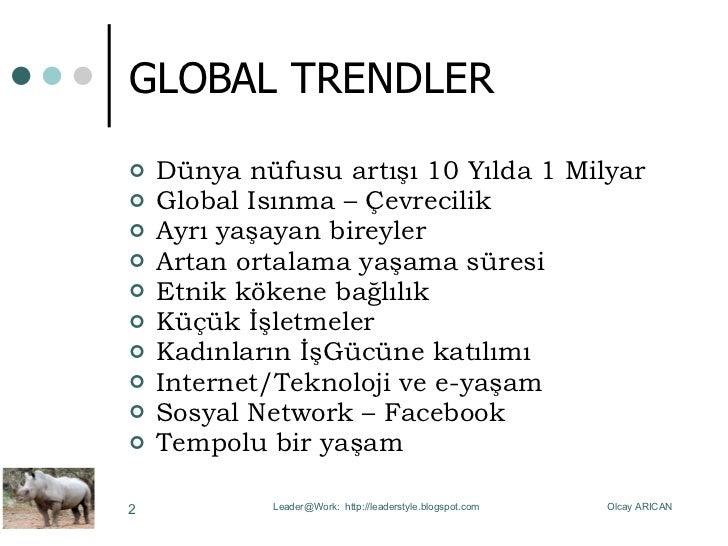 Pazarlama Trendleri Slide 2