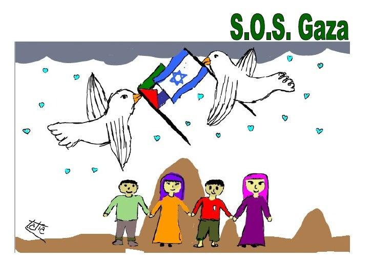 S.O.S. Gaza