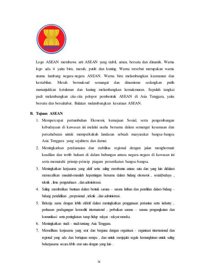 Organisasi Pbb Asean Brad Erva Doce Info 9 Ix Logo