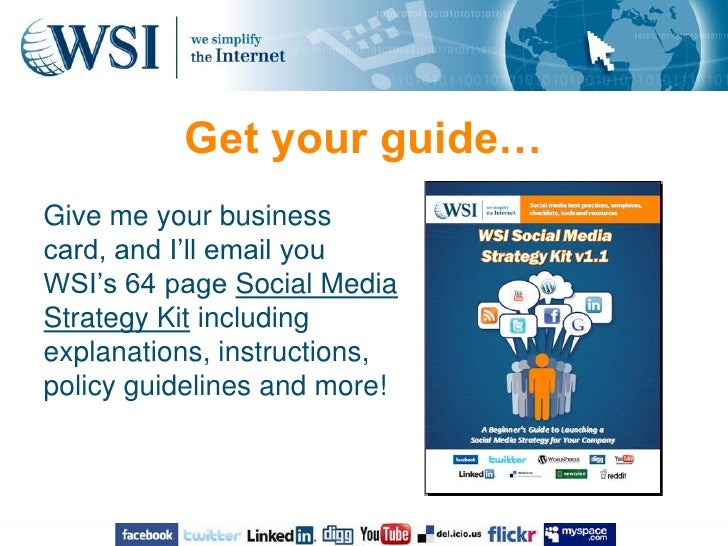 Intro to Social Media for Pennsylvania Business Brokers PBBA