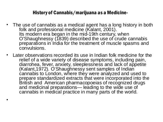 benefits of medical marijuanas essay