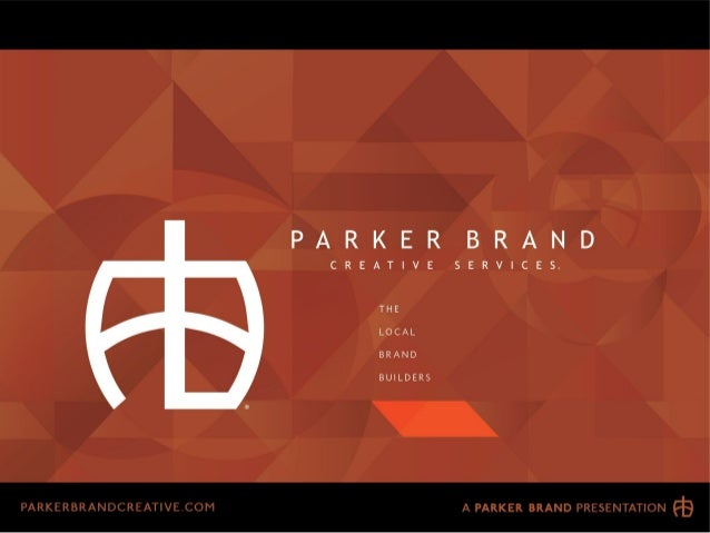 Parker Brand Creative Services - The Local Brand Builders