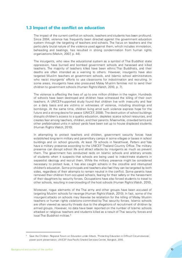 ppcl thailand case study Unicef cfs case study: thailand, september 2009 2 unicef's child-friendly schools in thailand: a case study unicef september 2009.