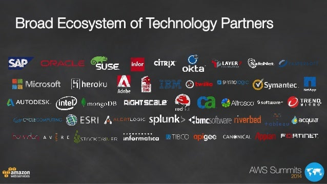 Broad Ecosystem of Technology Partners