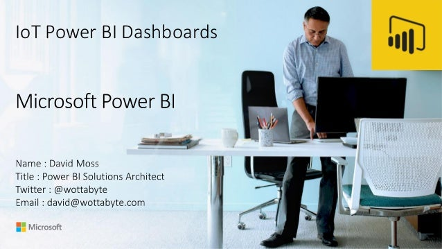 IoT Power BI Dashboards
