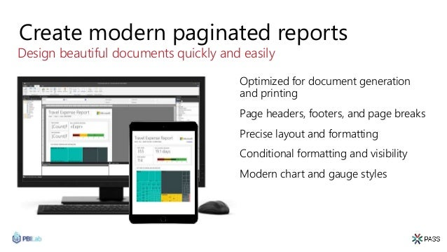 Optimized for document generation and printing Page headers, footers, and page breaks Precise layout and formatting Condit...
