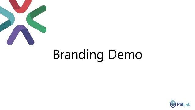 Branding Demo