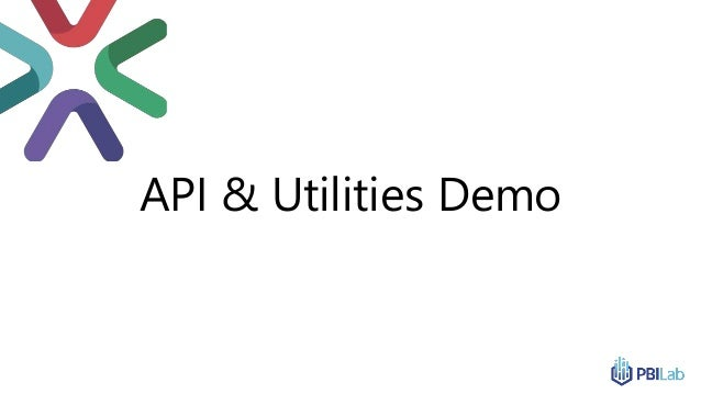 API & Utilities Demo