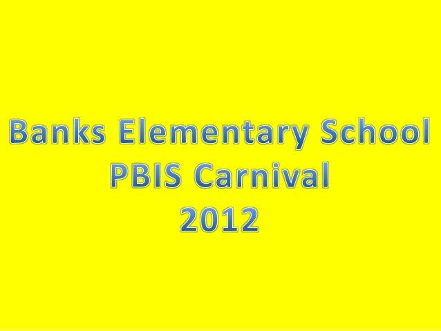 PBIS carnival 2012