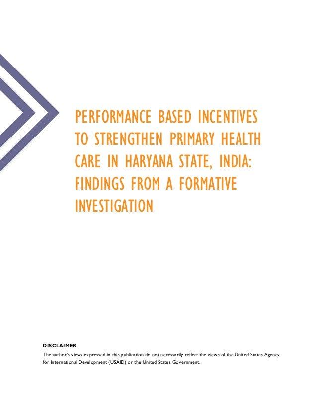 primary health care in india pdf