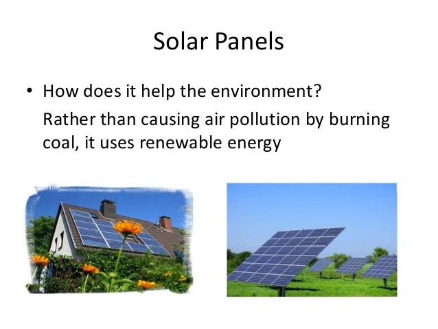 how renewable energy helps the environment