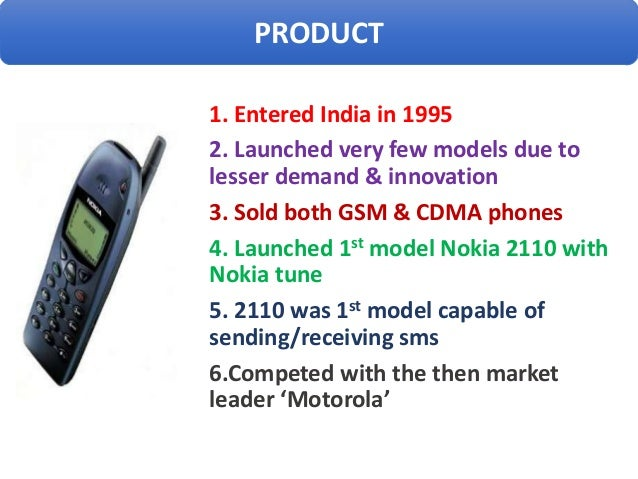 competitive analysis of nokia vrs samsung