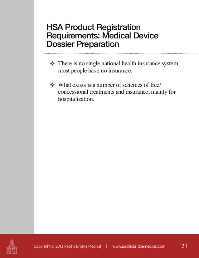 regulatory plan template - regulatory strategies for medical device companies to