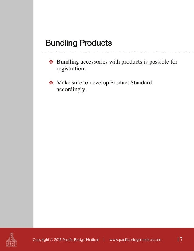 Bundling Products ❖ Bundling accessories with products is possible for registration. ❖ Make sure to develop Product Standa...