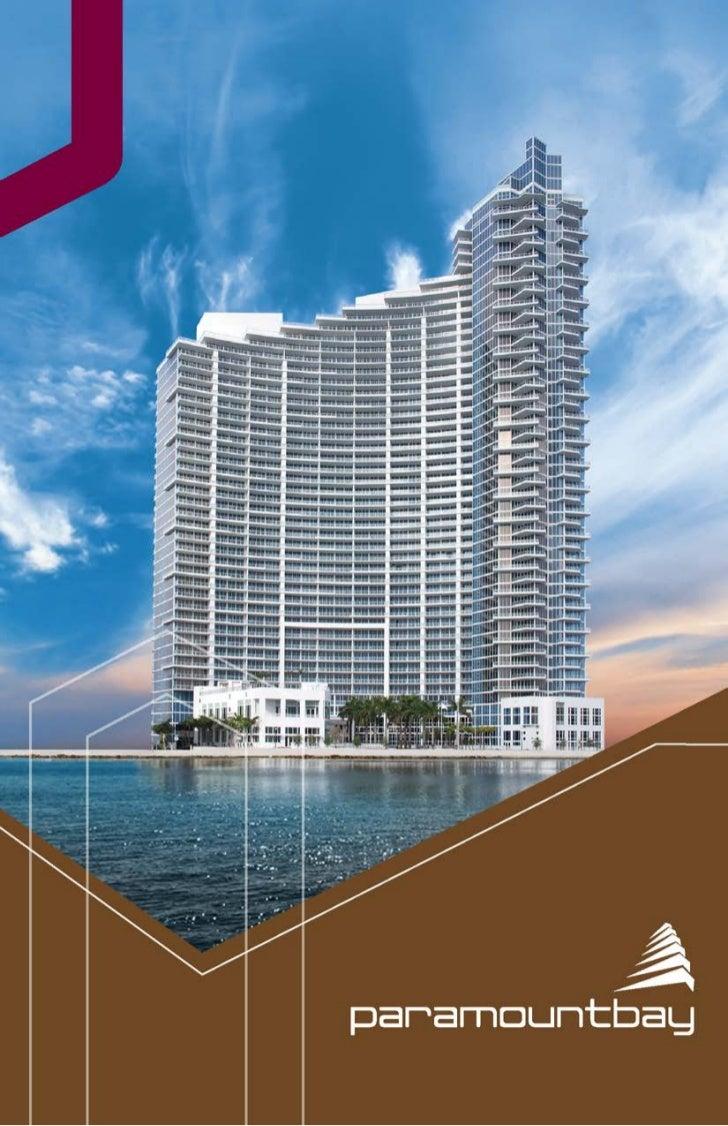 Paramount Bay - Apartamento em Miami-FL