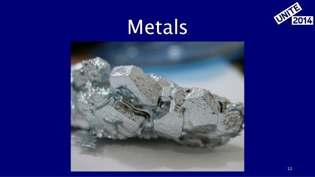 12 Metals