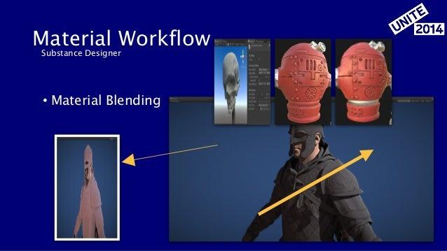 Material Workflow • Material Blending Substance Designer