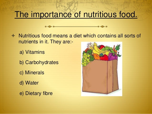 Nutrition Science Form 2 Chapter 2