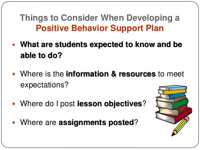 How Does Classroom Design And Organization Support Learning And Positive Behavior ~ Before they enter the classroom creating a positive