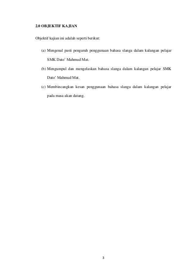 Dapatan Kajian Bahasa Melayu