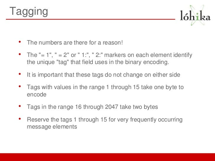 """Tagging •   The numbers are there for a reason! •   The """"= 1"""", """" = 2"""" or """" 1:"""", """" 2:"""" markers on each element identify    ..."""