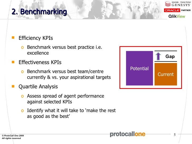 Pc 1 Benchmarking Approach