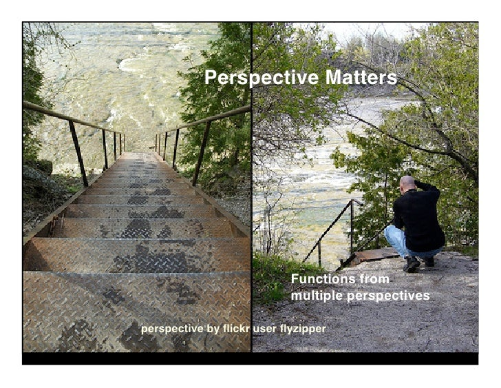 Perspective Matters                                Functions from                            multiple perspectives  perspe...