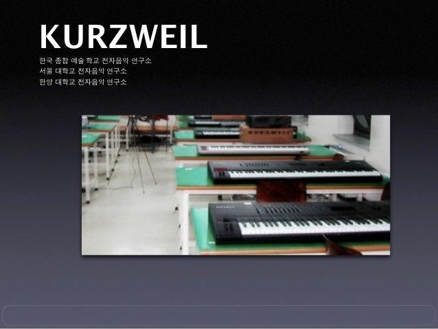 PC3x EffectKurzweil Performance Controller
