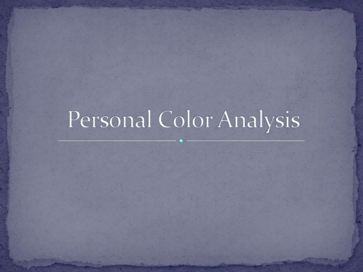  Theory states that the  color of a person's hair,  eyes, and skin create  their color tone. The skin is the most  impor...