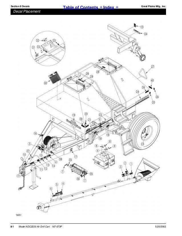 Air Drill Schematic