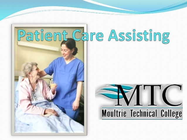 patient care assistant program powerpoint