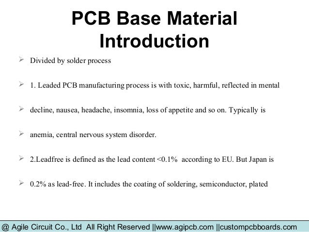 PCB Production Introduction /How to Make PCB (1)