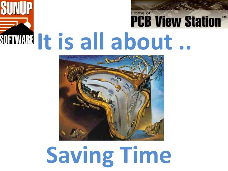 It is all about ..<br />Saving Time<br />