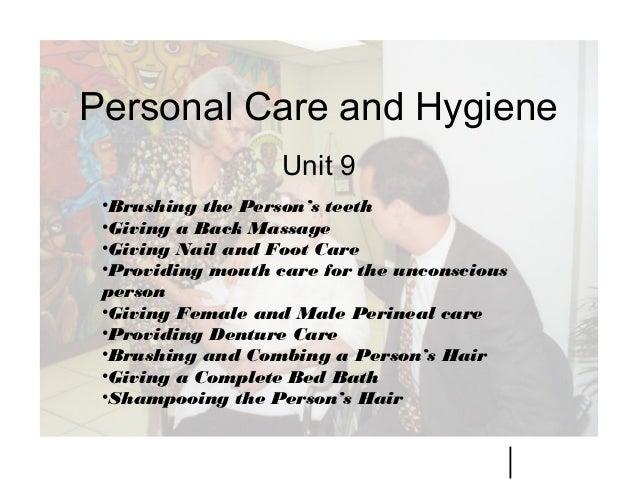 pcc cna 2011 unit 9 cna rh slideshare net Catheter Care for CNA Real Femal Peri Care For