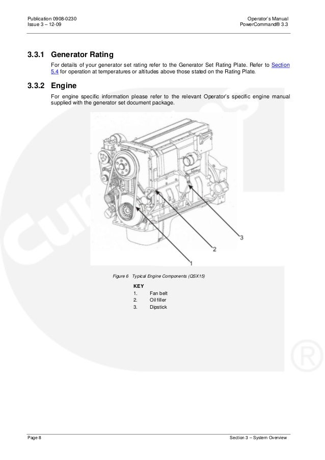 Pcc 3.3 Qsx Mins Engine Wiring Diagram on