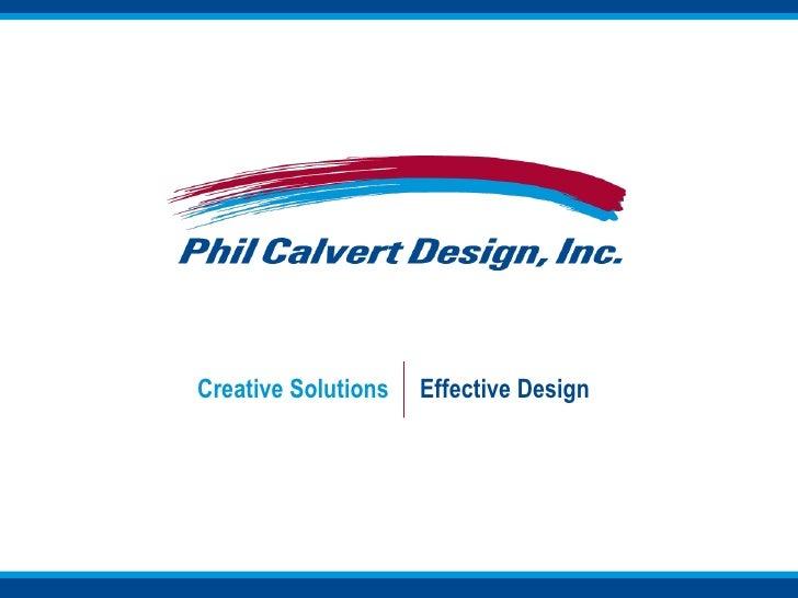 Creative Solutions Effective Design