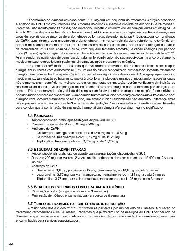 Pcdt endometriose livro_2010