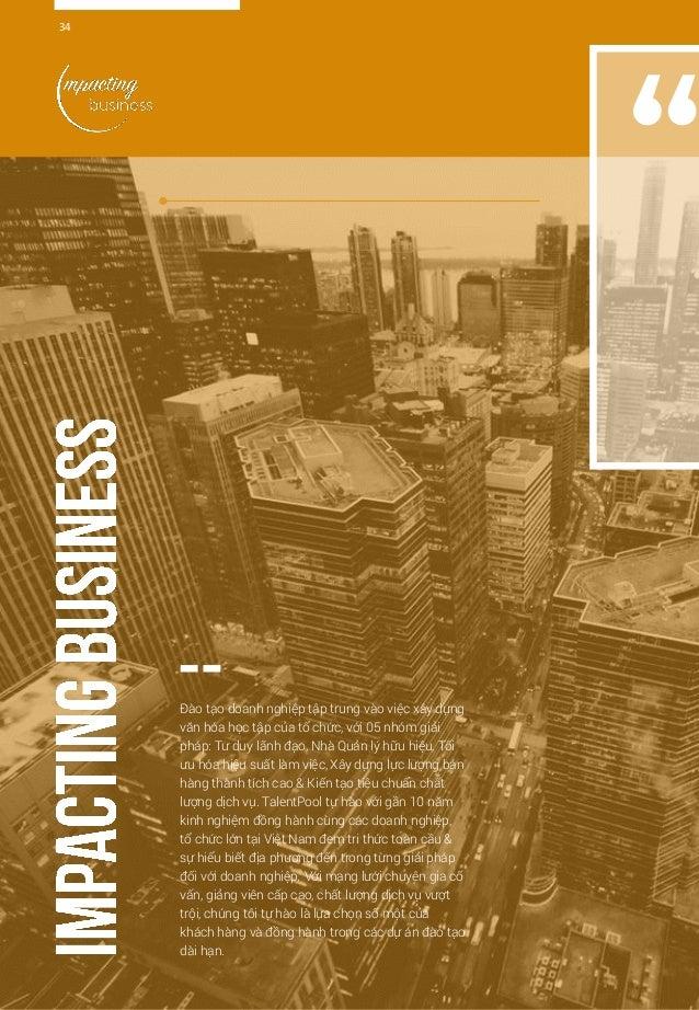 Impacting business Giải pháp cho khối Doanh nghiệp Nắm• vững tư duy chiến lược và phương thức hình thành tư duy chiến lược...