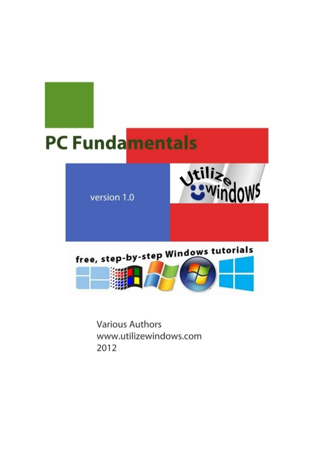 This e-book is a collection of articles that were originally published on  www.utilizewindows.com. As we update articles o...