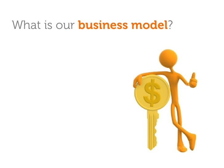 how to develop a business model