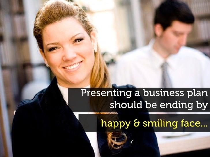 Presentations: presentation endings, conclusions