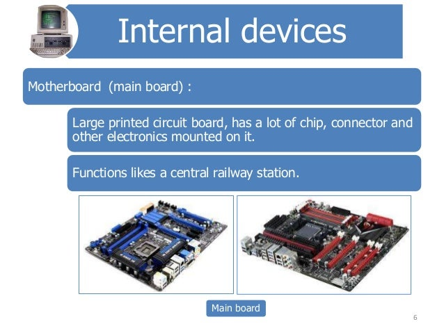 internal devices